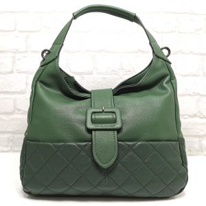 Ежедневна чанта David Jones зелена, внос от Франция - EvrikaShop
