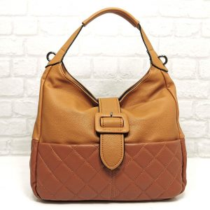 Дамска чанта David Jones кафява-брик - EvrikaShop