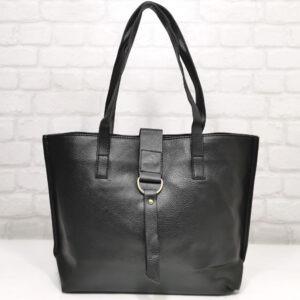 Чанта Еврика 64-202Н черна Дамски чанти
