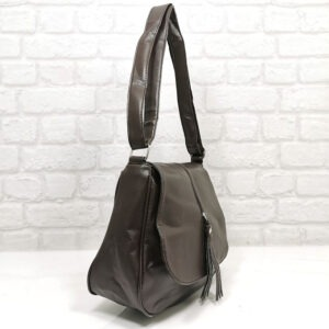 Чанта Еврика 64-211ТК тъмно кафява Дамски чанти