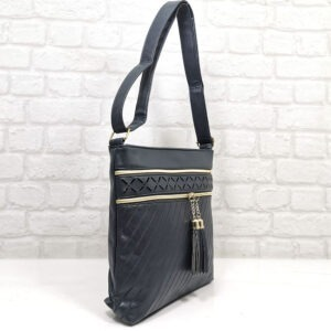 Чанта Еврика 64-212ТС тъмно синя Дамски чанти