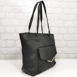 Чанта Еврика 64-213Н черна Дамски чанти