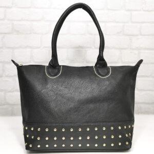 Чанта Еврика 64-214Н черна Дамски чанти