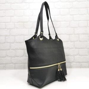 Чанта Еврика 64-217Н черна Дамски чанти