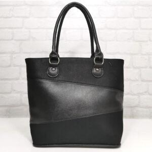 Чанта Еврика 988Н черна Дамски чанти